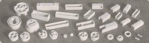 Ceramics Resistors