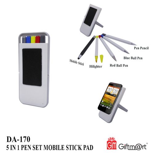 Stationary Set With Mobile Holder
