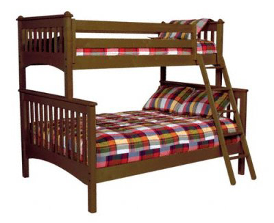 bank beds wooden