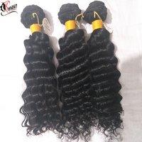 Remy Single Drawn Wavy Hair Weft
