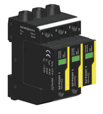 SLP-PV 700 V-Solar PV Surge Protection Device for 700 V DC Application