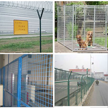 Wire Mesh Fence Series