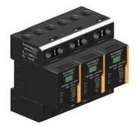 FLP Solar PV Combined Lightning & Surge Arrester for FLP-PV 1000 V/U