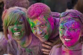 Cosmetic Grade Holi Colour