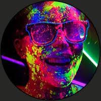 Neon Holi Colour Powder