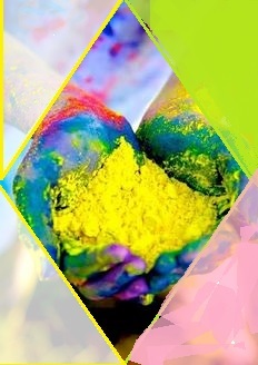 Neon Colour Powder