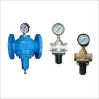 Diaphragm Type Pressure Reducing Valve