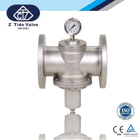 Flange Type Activated Pressure Reducing Valve