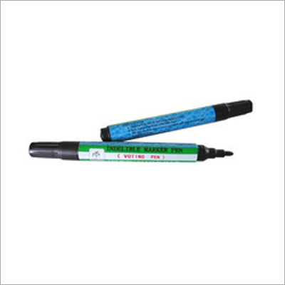 Indelible Ink Marker Pen