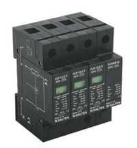 FLP-12.5 V/3+1 Three Phase Class B+C Surge Protection Device 12.5 KA