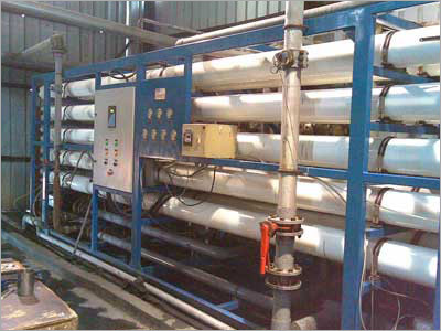 Soft Water Reverse Osmosis Plant