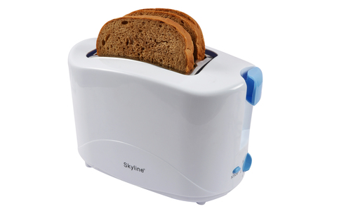 Pop up Toaster Cool Touch 4 Slice