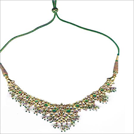 Gold Fancy Necklaces