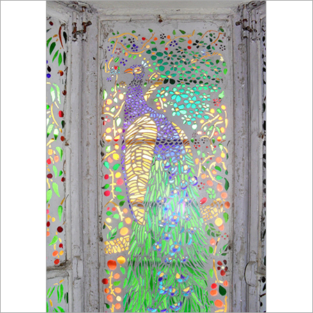Stain Glass Color Work