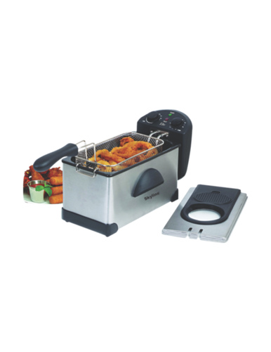 Deep Fryer With Timer