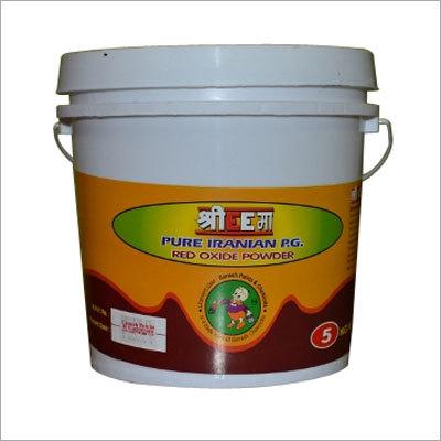 Pure Iranian P.G. Red Oxide Powder