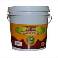 Pure Iranian P.G. Red Oxide Powder