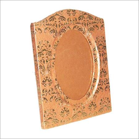 Hand made paper photo frame