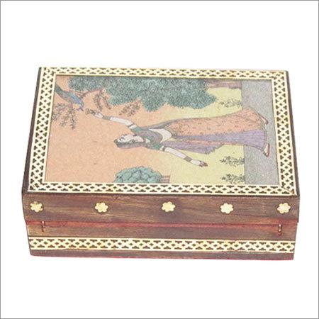 Gem Stone Box
