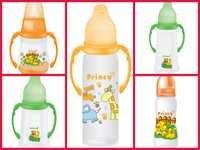 Wide Neck Baby Feeding Bottles