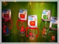BPA free High Quality Baby Feeding Bottles