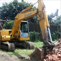 Earth Moving Construction Equipment Service