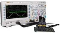 4ch. DSO with 500MHz,4GSa/s with 16ch Logic Analyzer