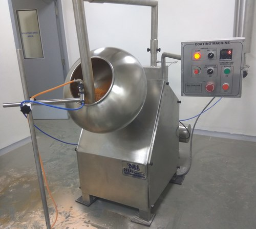 Coating Pan Auto Coater