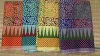 Semi Stitched Cotton Suits