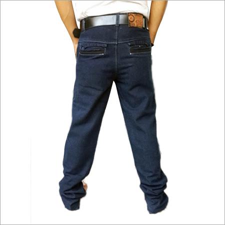 Cotton Denim Slim Narrow Jeans