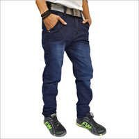Mens Cotton Lycra Denim