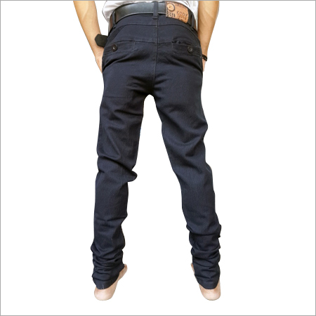Cotton Denim Semi Narrow