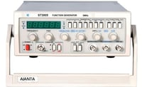 5Mhz Function Generator with Frequency Counter