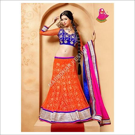 Bridal Chaniya choli