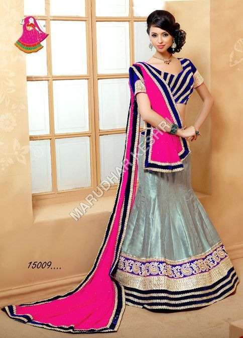 Designer Gujarati lehengha choli