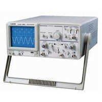 30MHZ Dual Trace Oscilloscope