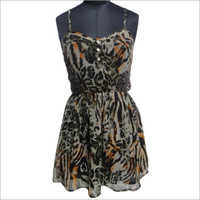 One Piece Cotton Dress
