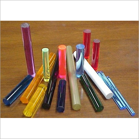 Extruded Acrylic Rod