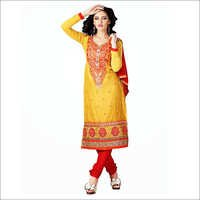 Fancy Embriodered Dress Material