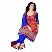 Chanderi Cotton Printed Suits