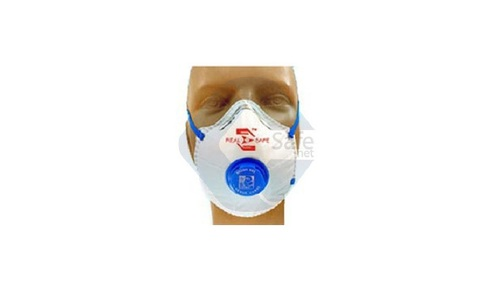 Safety Mask with Valve