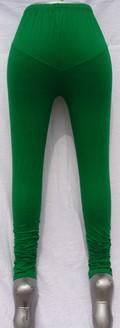 Cotton 4 Way Lycra Churidar Legging Ruby or V Cut