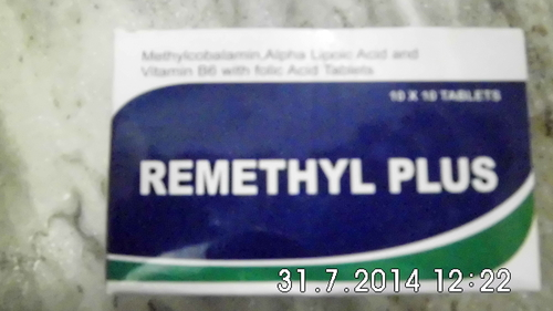 Remethyl Plus Tablet