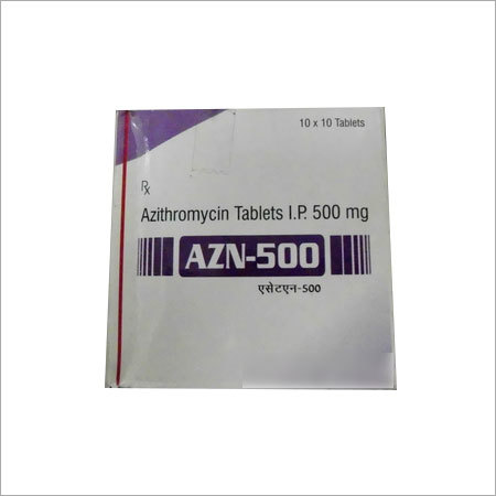 AZN 500 TABLETS