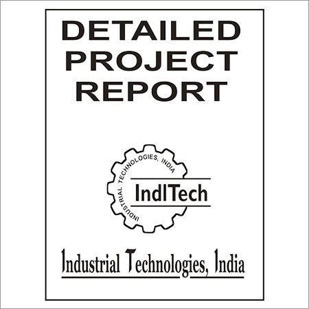 Project Report on DISPOSABLE PLASTIC SYRINGES (STERILISED) [EIRI-1138]