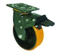 Polyurethane Caster  Wheel With C.I.  Core
