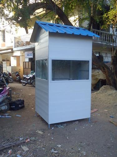 Portable Security Cabin