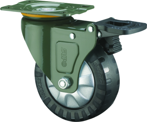 Polyurethane Wheels Medium Duty