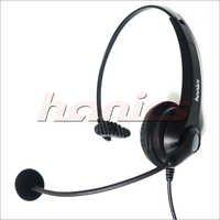 Monaural Call Center Headset