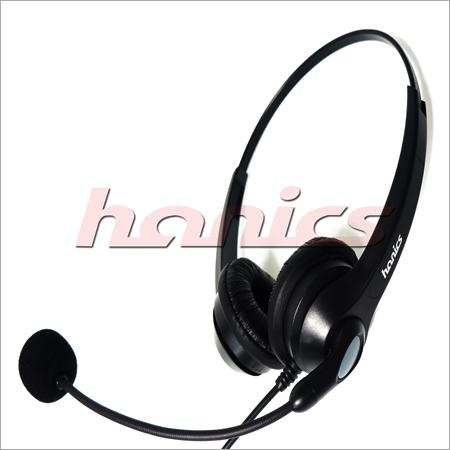 Binaural Call Center Headset